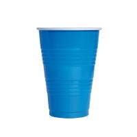 Copo azul Pong 450ml Ø90mm  H125mm