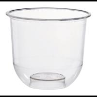 Copo PLA transparente 360ml Ø96mm  H84mm