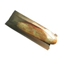 Sac sandwich papier brun  100x350mm H40mm