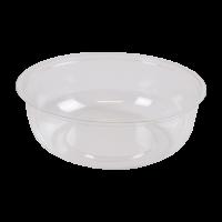 Insert plastique PET transparent pour pot/coupe  Ø78mm  H25,5mm