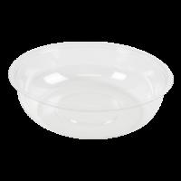 Insert plastique PET transparent pour pot/coupe  Ø95mm  H25,5mm