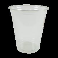 Pot dessert RPET transparent 420ml Ø92mm  H110mm