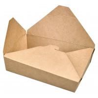 Mini caixa kraft para almoço 0ml   H50mm